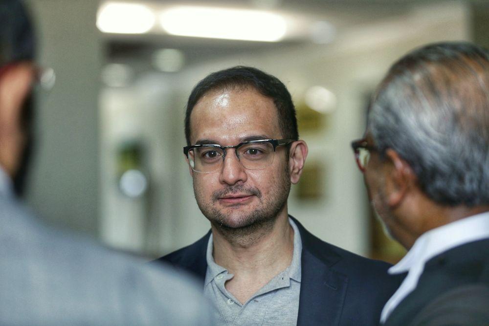 Najib's stepson Riza Aziz fails to transfer money laundering case to High Court