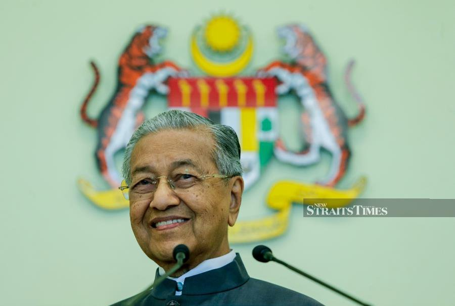 Dr M: Govt may use digital city solution to improve quality of life