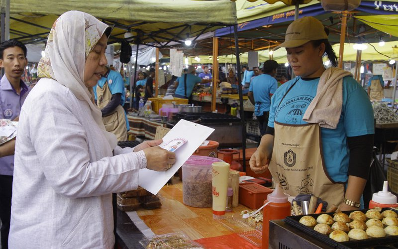 Ampang's test pasar malam to serve as model nationwide