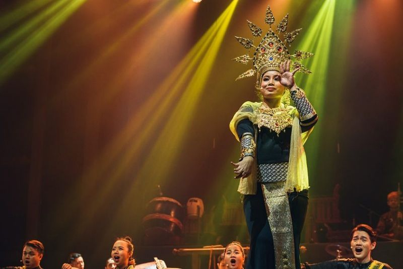 Hands Percussion gamelan performance in tribute to late Malaysian theatre icon Krishen Jit (VIDEO)