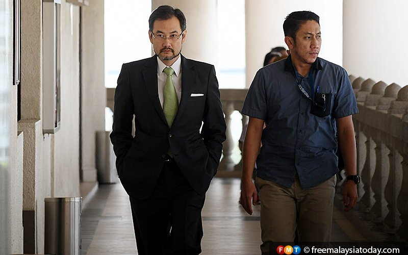 Ex-CEO says Jho Low gave RM70,000 to help boost TIA shares