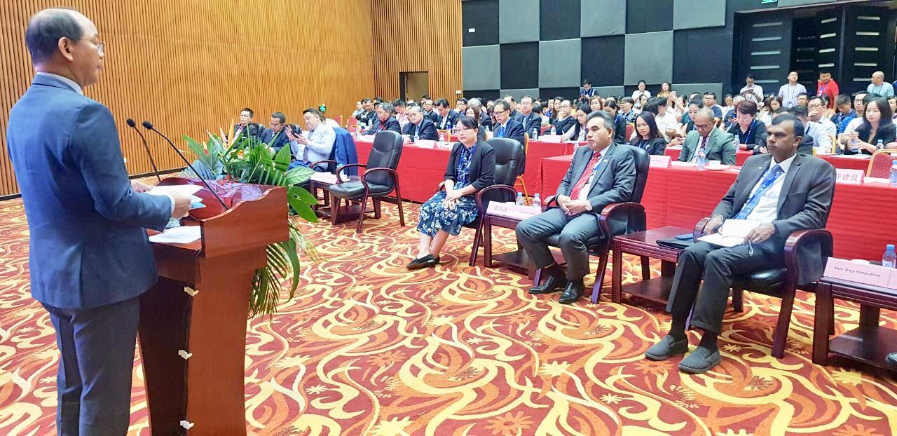 Tangau promotes Sabah as investment hub in Nanning