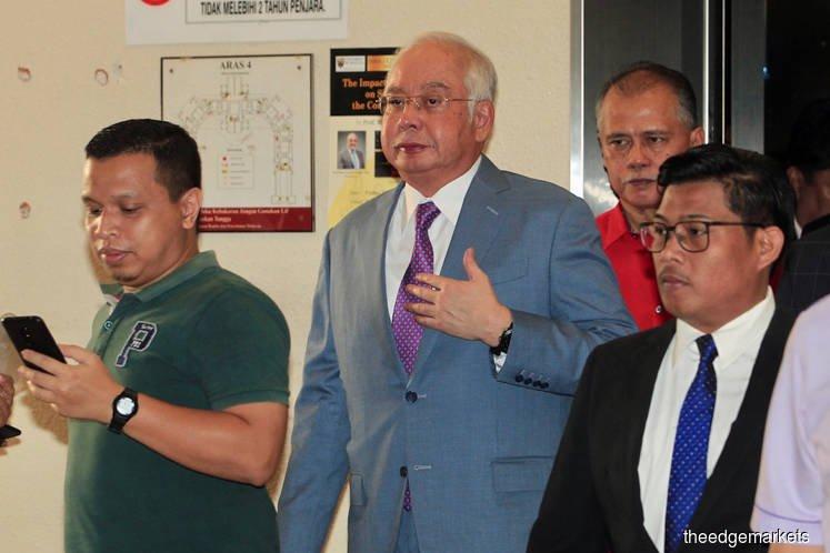 Najib: All Malaysians my cronies, should go to jail too
