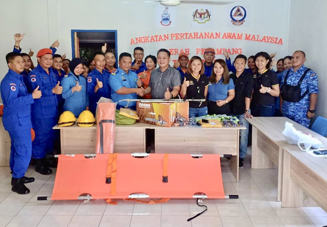 Equipment for Civil Defence Corps