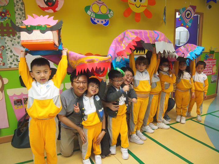 盈思国际幼儿乐园幼稚园 10月5日举办开放日