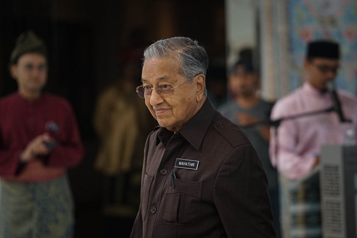 Dr Mahathir returns as voice of 3rd-world nations at UNGA