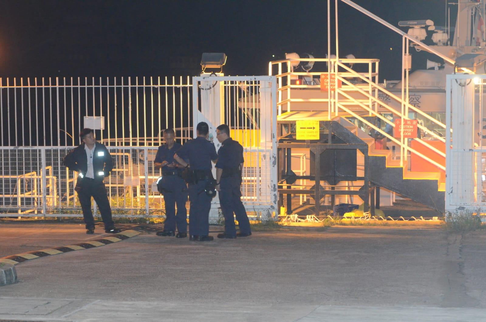 趸船工人油麻地堕海 失踪8小时后寻回尸体