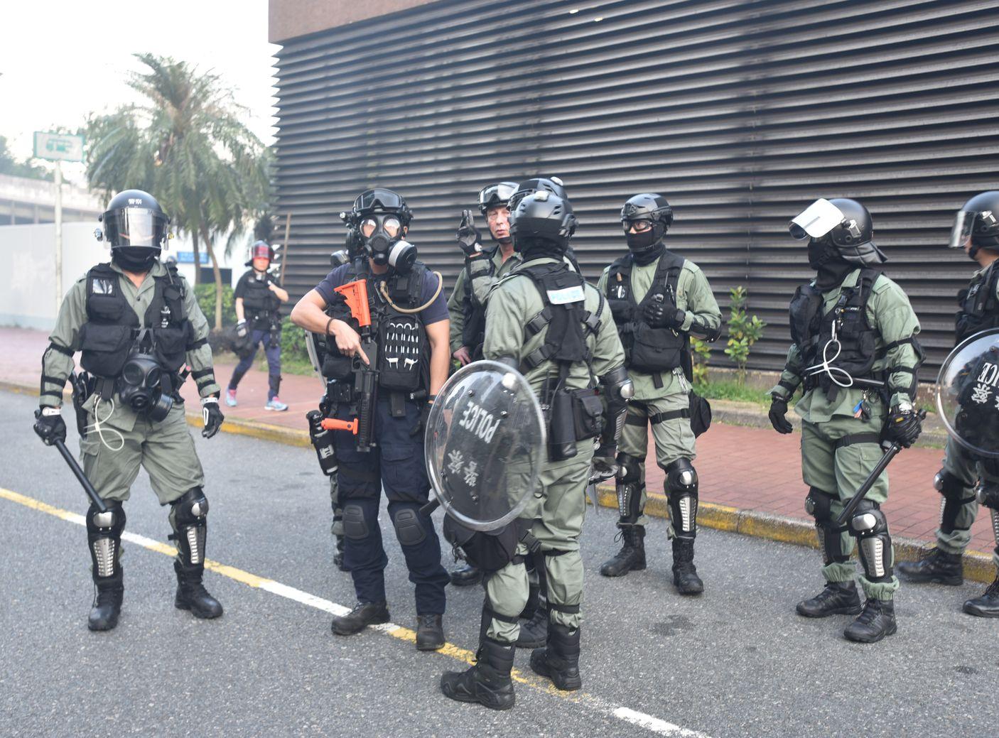 【修例风波】民间记者会称政府最大问题是警队 促10月1日前回应诉求