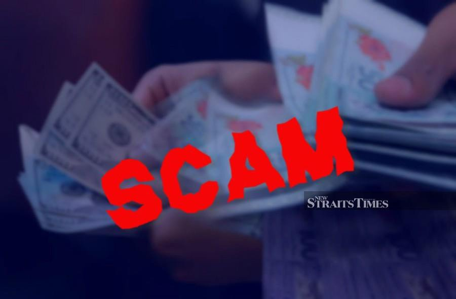 Banker duped out of about RM12K in African scam