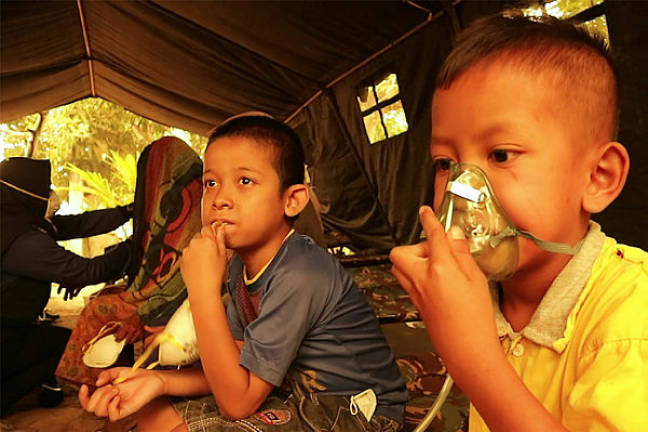 306 Malaysian students evacuated from Pekanbaru, Jambi due to haze: Nadma