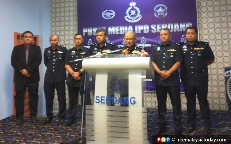 Cops appeal for information on woman linked to Batu Arang shootout