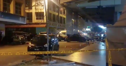 Suspected human trafficker shot dead after police open fire in Puchong