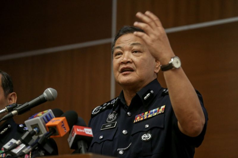 IGP: Stop spreading seditious messages on recent shootouts