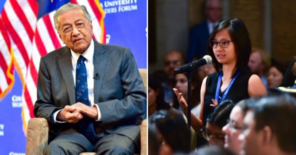 Mahathir says he can talk about Jews because it's free speech