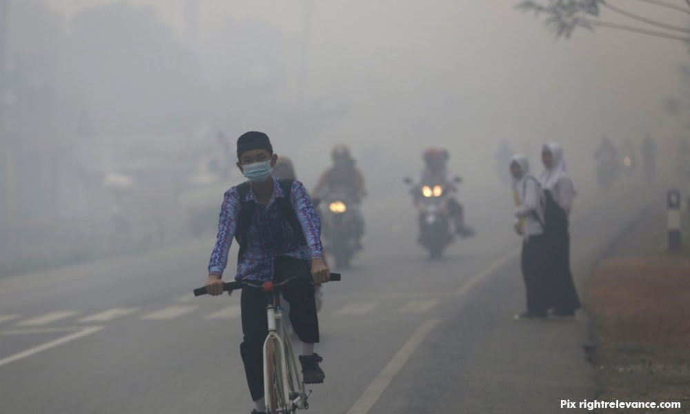 47 Malaysian students return from haze-hit Riau