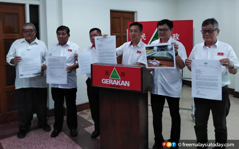Why was firm offered tax exemption for concert, asks Gerakan