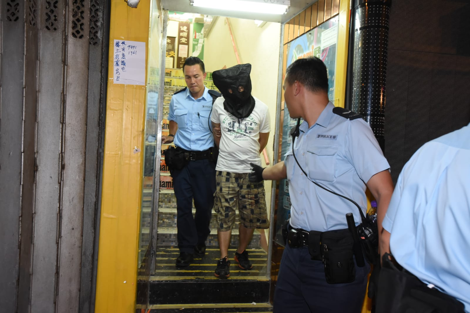 【涉捅毙胞弟】六旬厨师被控谋杀 还柙12月再讯