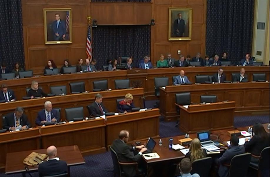 【修例风波】美国众议院委员会 受理《香港人权及民主法案》