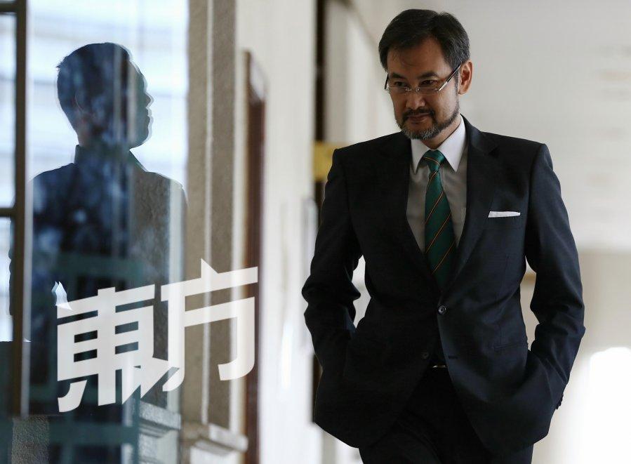 【1MDB世纪审讯】合资协议由刘特佐等2人负责