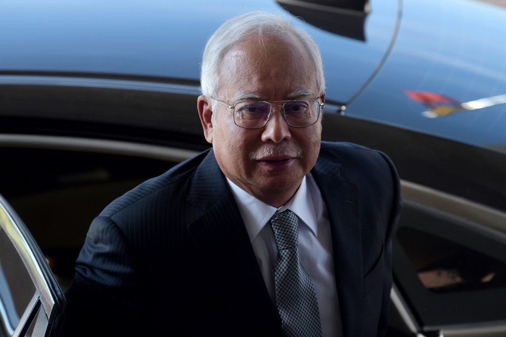 Malaysian ex-PM Najib faces bankruptcy over tax bill