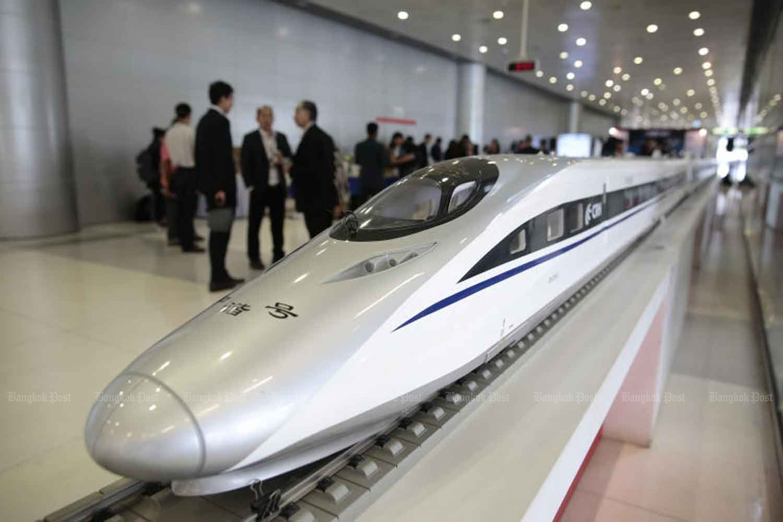 Govt mulls end of fast train plan