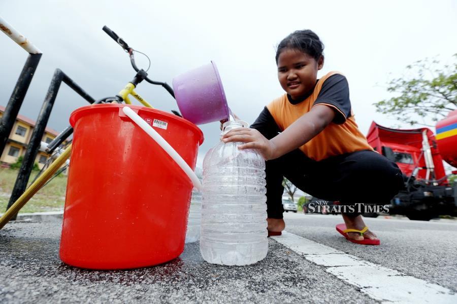 Water supply restored in 41 areas in Melaka