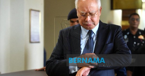 Witness: Najib received 'expensive' watch from PSI CEO