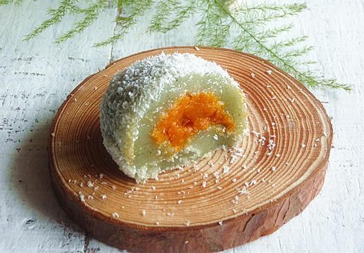 秋季红薯这样做最好吃,一搅一蒸一揉,软糯Q弹,大人小孩抢着吃