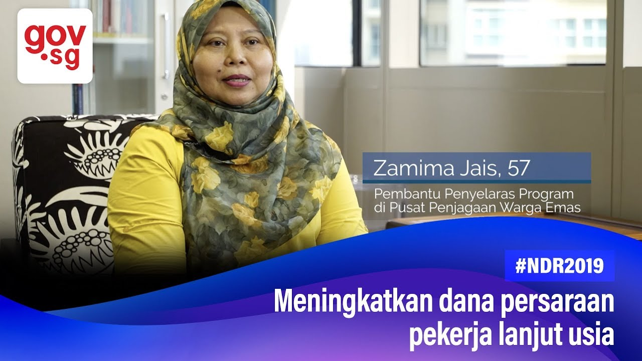 NDR2019| Building up my retirement fund [Malay]