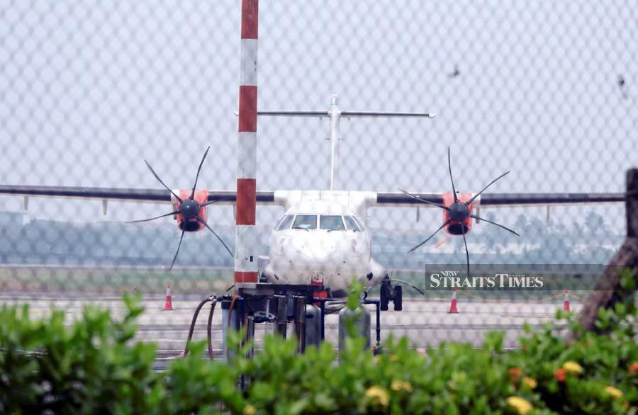 Malindo Air flight suffers technical glitch, lands safely in Langkawi