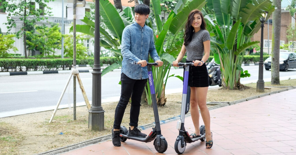 Penangites to test ride e-Scooters in October as eco-friendly alternative to public transport