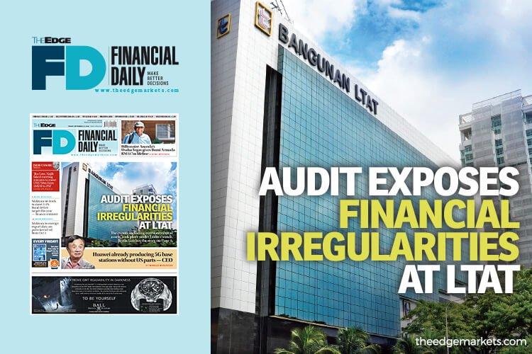 Audit exposes financial irregularities at LTAT