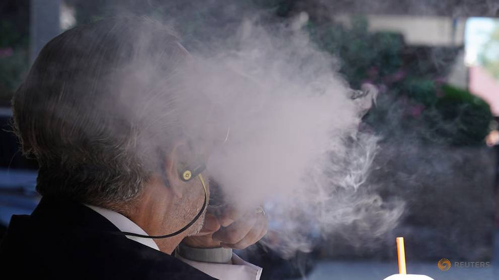Philippine police say will arrest anyone flouting vaping ban