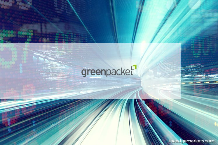 Green Packet sees 4.41% of its shares crossed off market