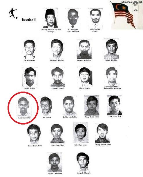 M'sian ex-Olympic footballer sadly forgotten, alone & broke in Penang nursing home