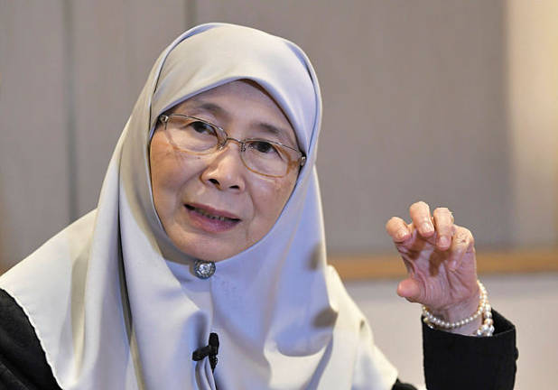 Respect decision on Adib inquest, do not play up racial issues: Wan Azizah