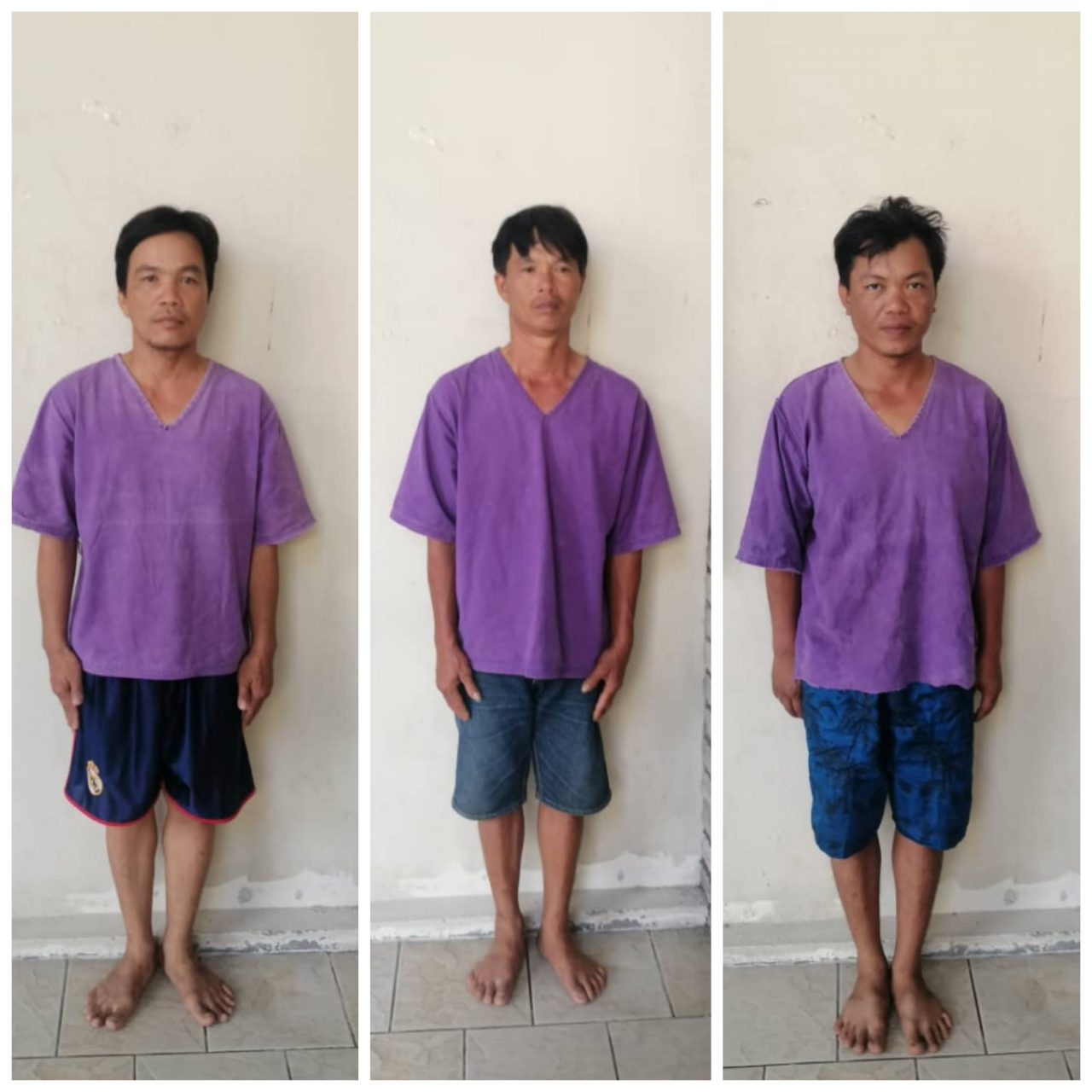 Three remanded Vietnamese fishermen escape