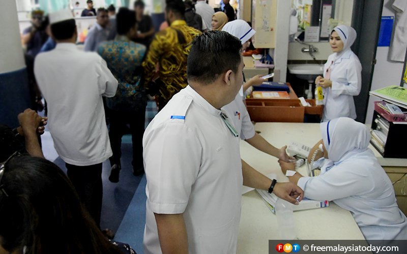 'Overworked, understaffed' health ministry wants more funds