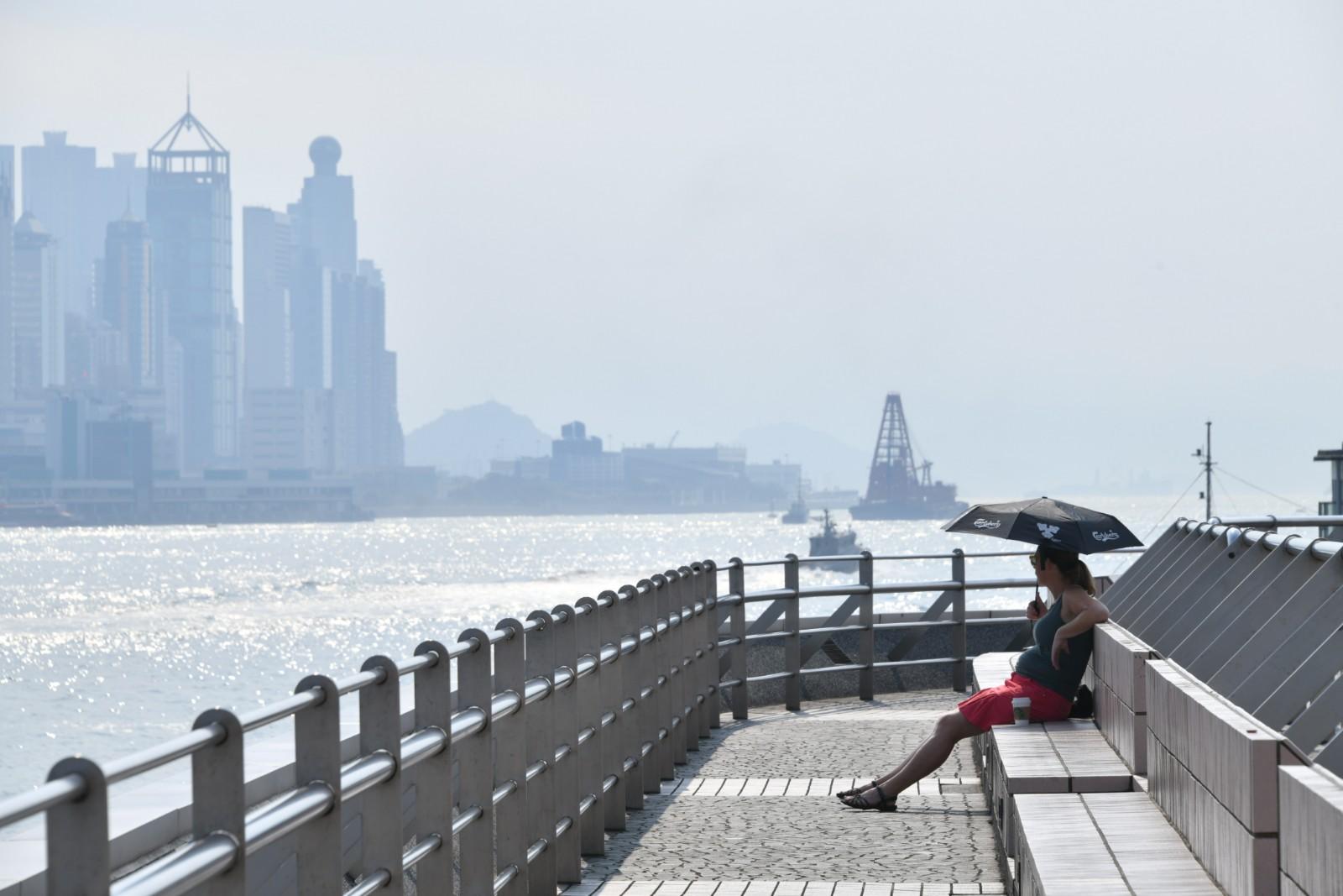 今日「冬至」 日间有阳光最高24℃