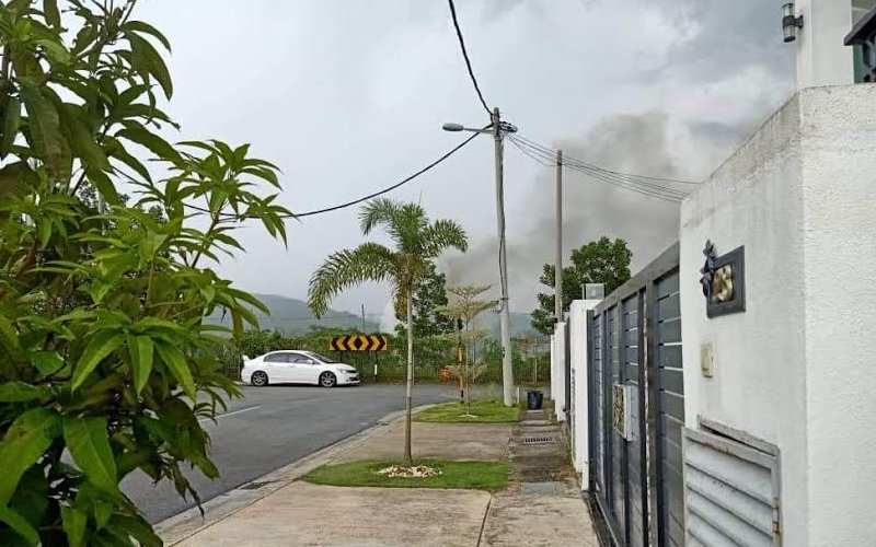 No respite from end of haze as open burning continues