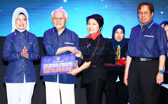 Four women, one NGO honoured at state-level Women's Day 2019 event
