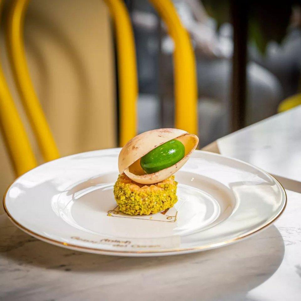 意大利百年的Gelato滋味,带来失传的唐风下午茶!