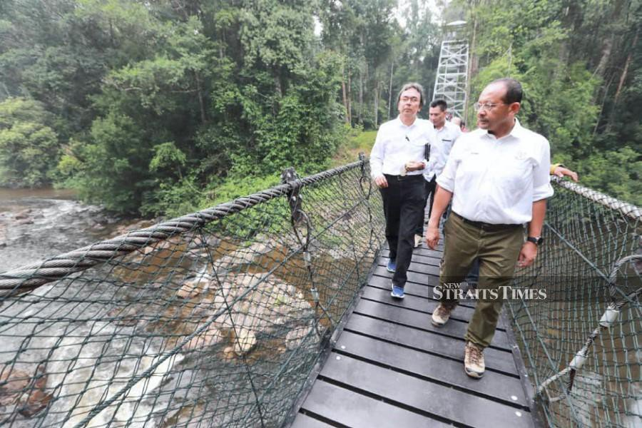 Endau-Rompin National Park to reopen next year