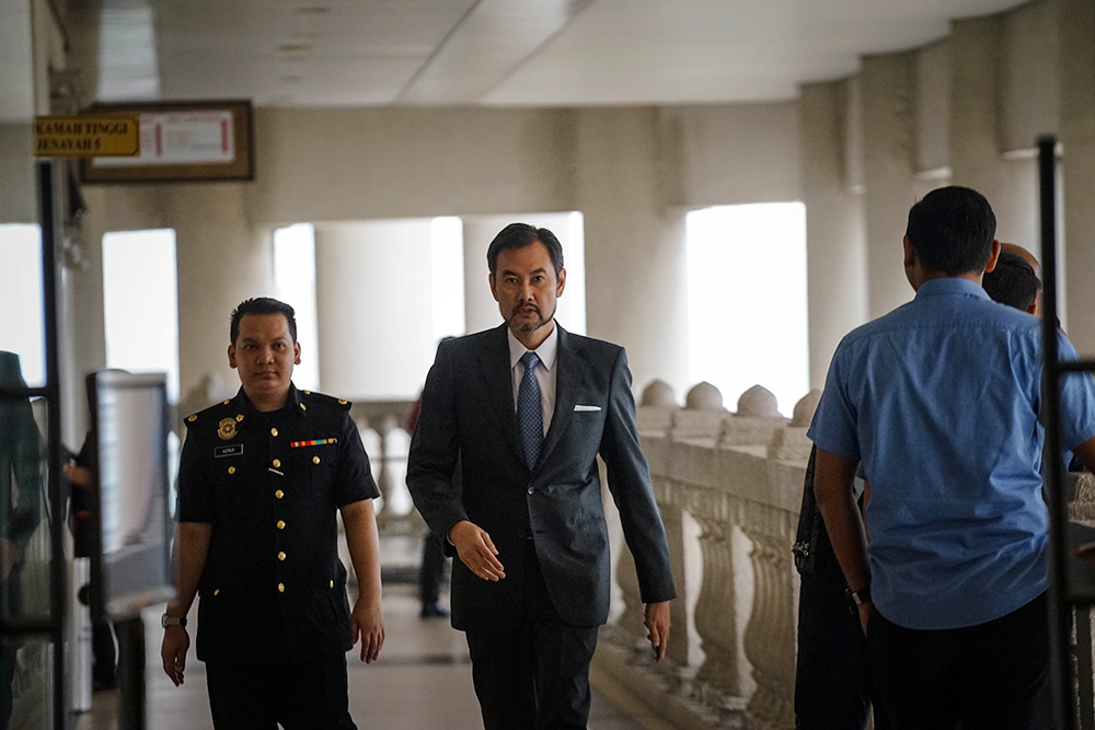 No chance to inform Sultan Mizan over financial matters' inexperience – Witness