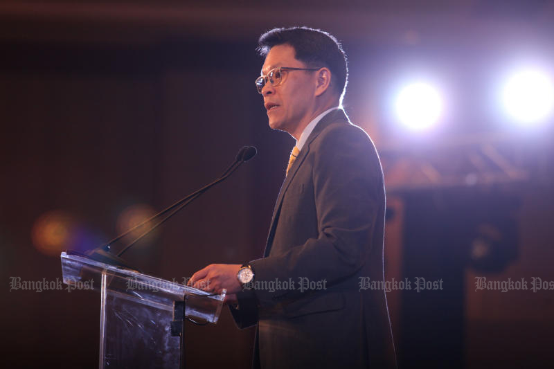 Growth outlook below potential, but no crisis yet: BoT governor