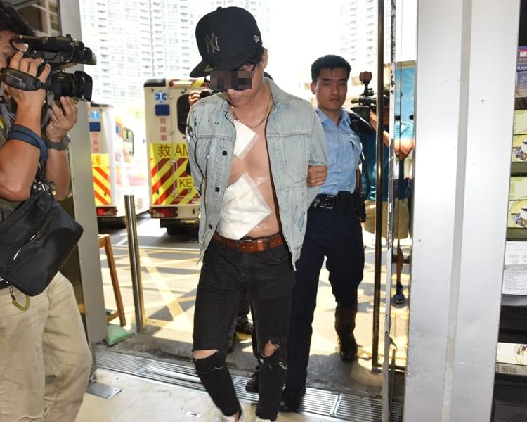 向女友淋通渠水致3人伤 地盘工认罪押11月判刑