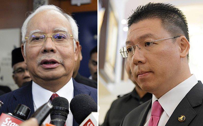 Cops to take Najib's statement tomorrow over FB post against Nga