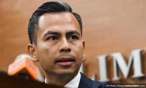 Zuraida would know details behind Zakaria's sacking if she attended meetings - Fahmi