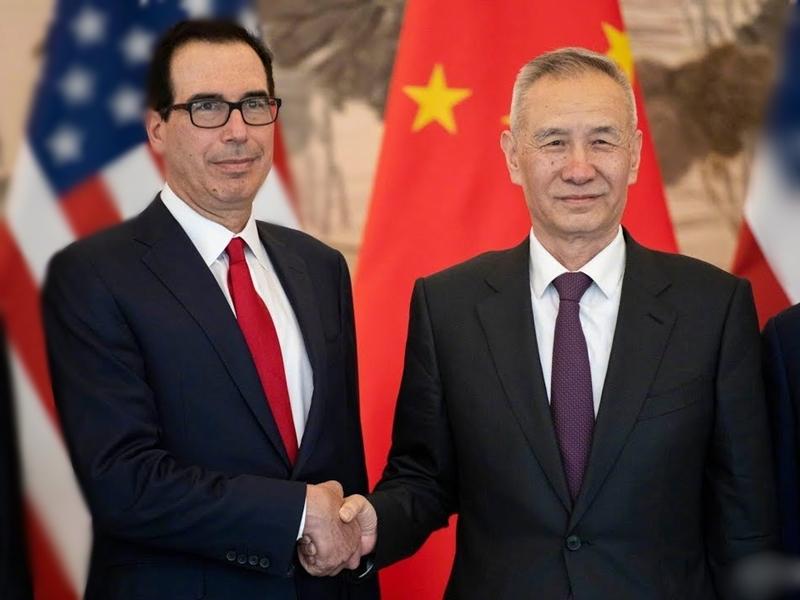 中美第13轮谈判于「十一」后一周展开 刘鹤将率团赴美国