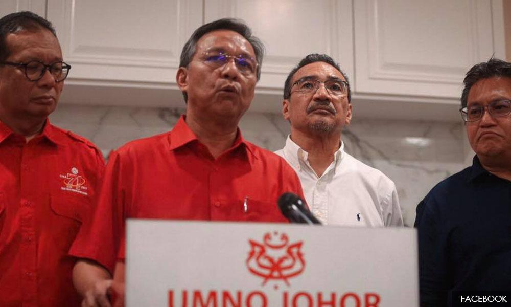Johor Umno lobbies for Hishammuddin to be appointed BN sec-gen